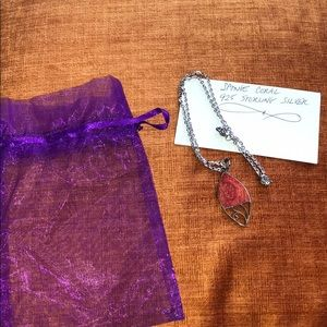 Jewelry - Brand new sterling silver necklace